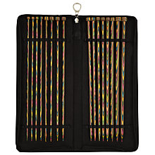 Buy Knit Pro Symfonie 30cm Knitting Needle Set, Set of 16 Online at johnlewis.com