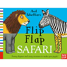 Buy Flip Flap Safari Book Online at johnlewis.com