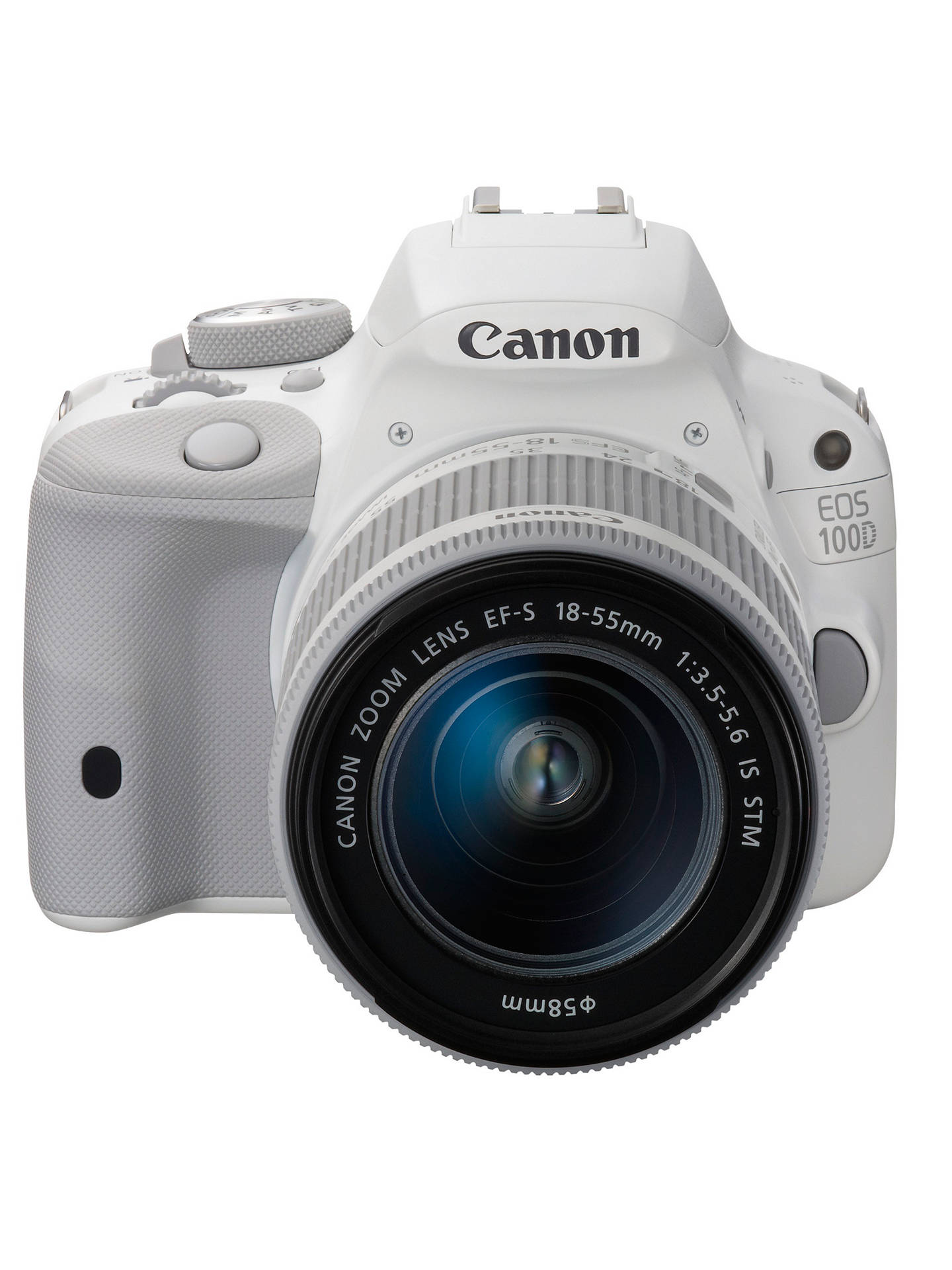 Canon Eos 100d Digital Slr Camera With 18 55mm Is Stm Lens Hd 1080p Kit 55 100 D Buycanon