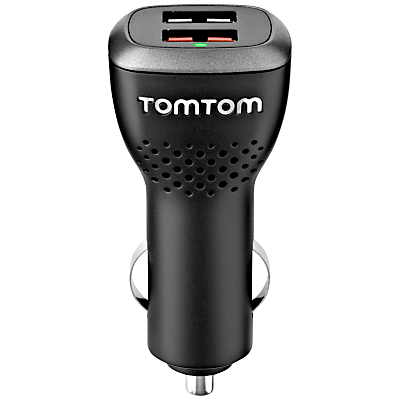 TomTom Universal High-Speed Dual Car Charger