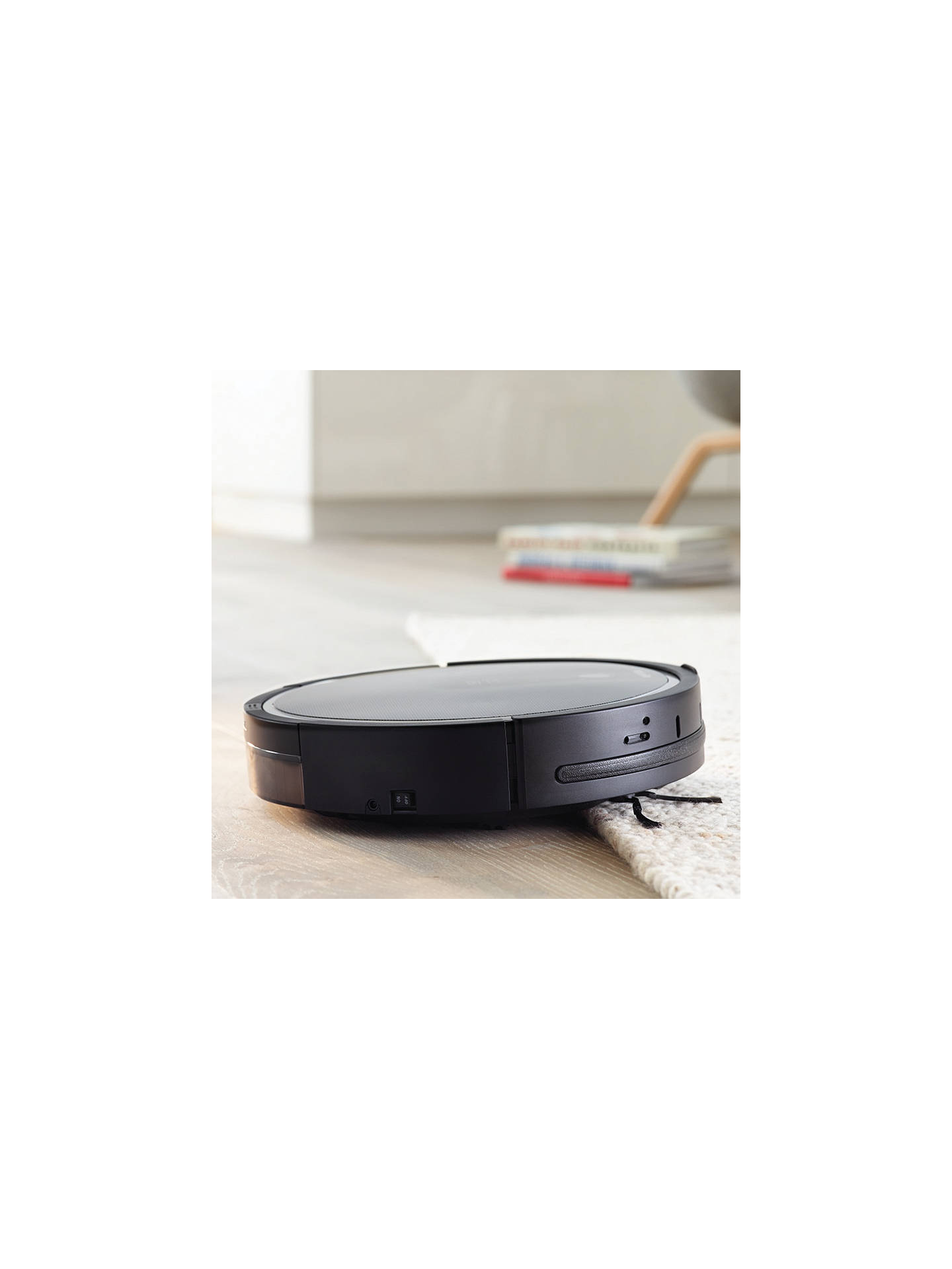Buy Miele Scout RX1 Robot Vacuum Cleaner, Black Online at johnlewis.com