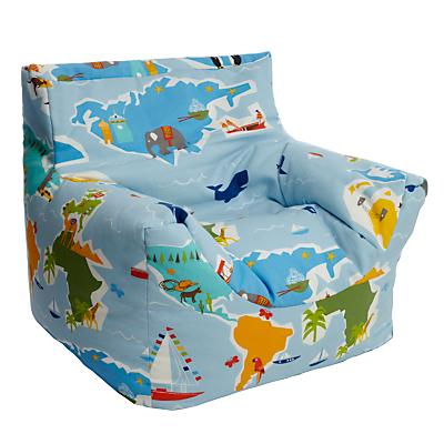 little home at John Lewis Globetrotter Bean Bag Chair
