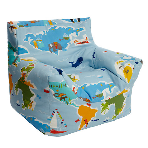 buy little home at john lewis bean bag chair online at