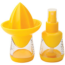 Buy Joie Citrus Squeeze and Mist Juice Vaporiser Online at johnlewis.com