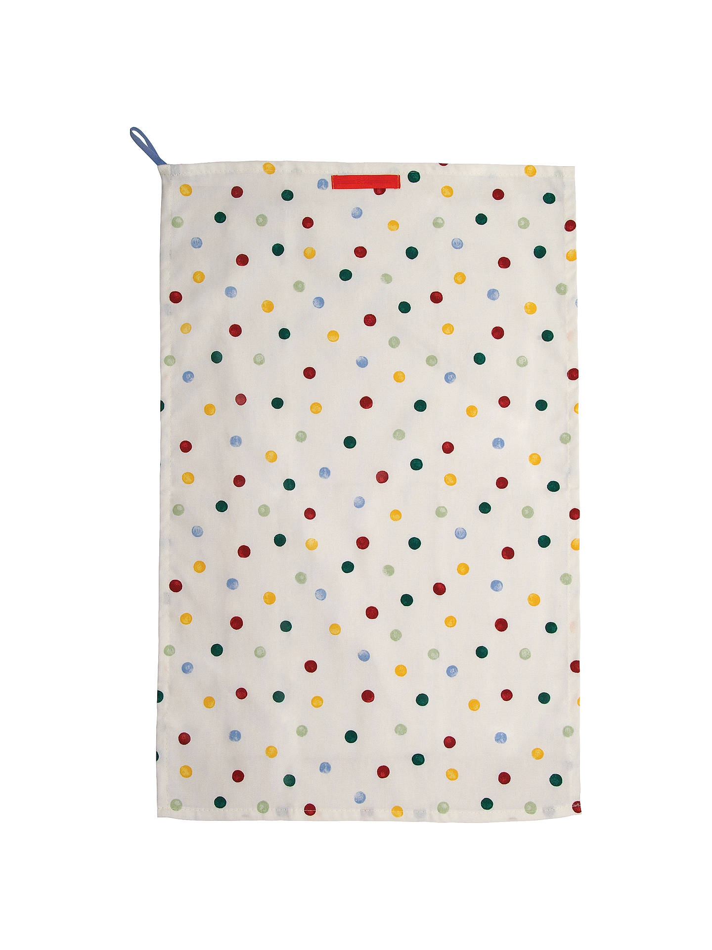 Emma Bridgewater Polka Dot Tea Towel At John Lewis Partners
