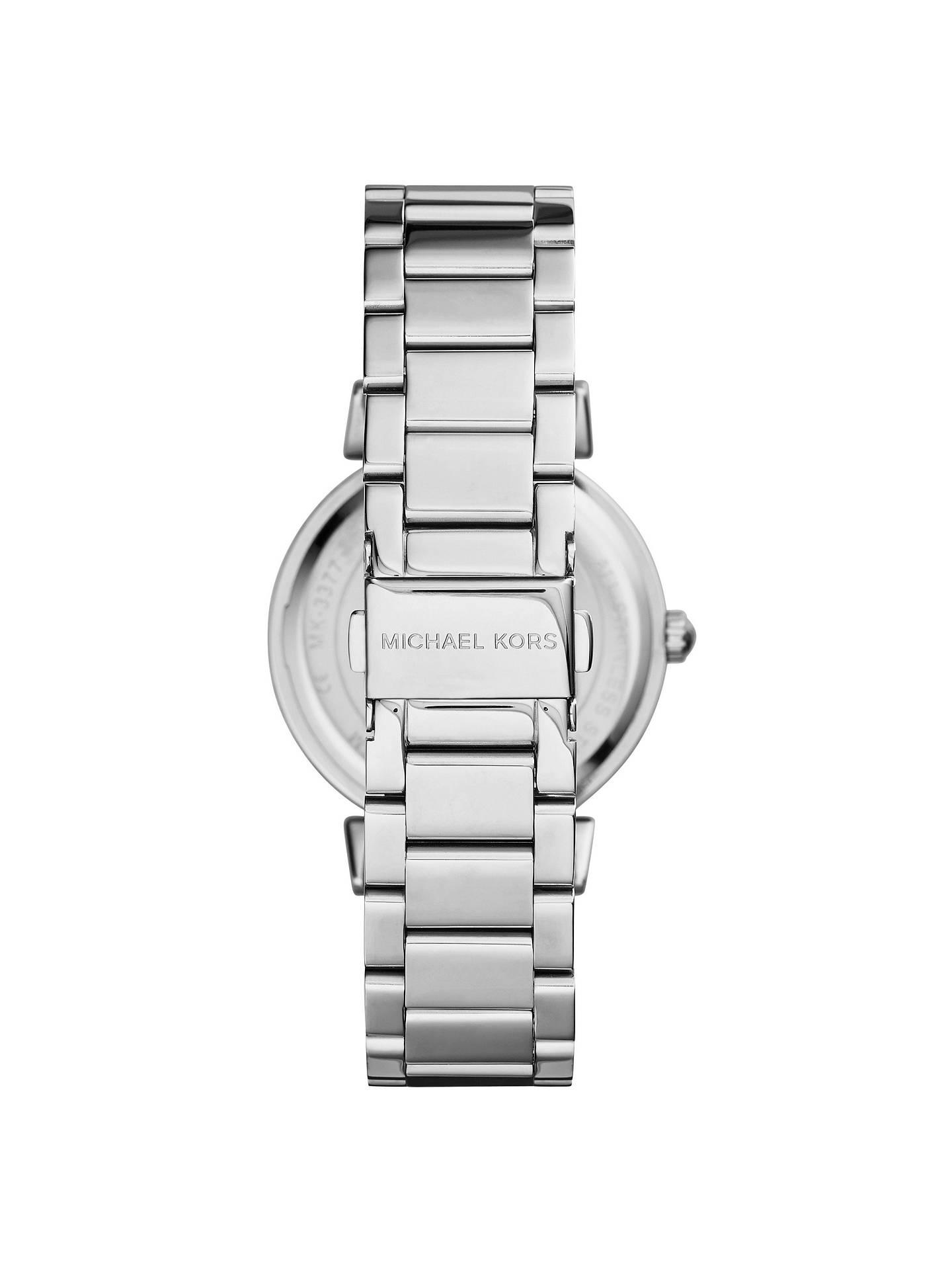 857a5d0e28c0 ... Buy Michael Kors MK3355 Women s Catlin Bracelet Strap Watch