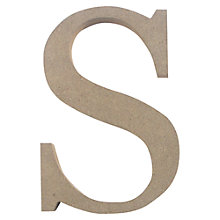 Buy Rico Alphabet Decor Letters Online at johnlewis.com