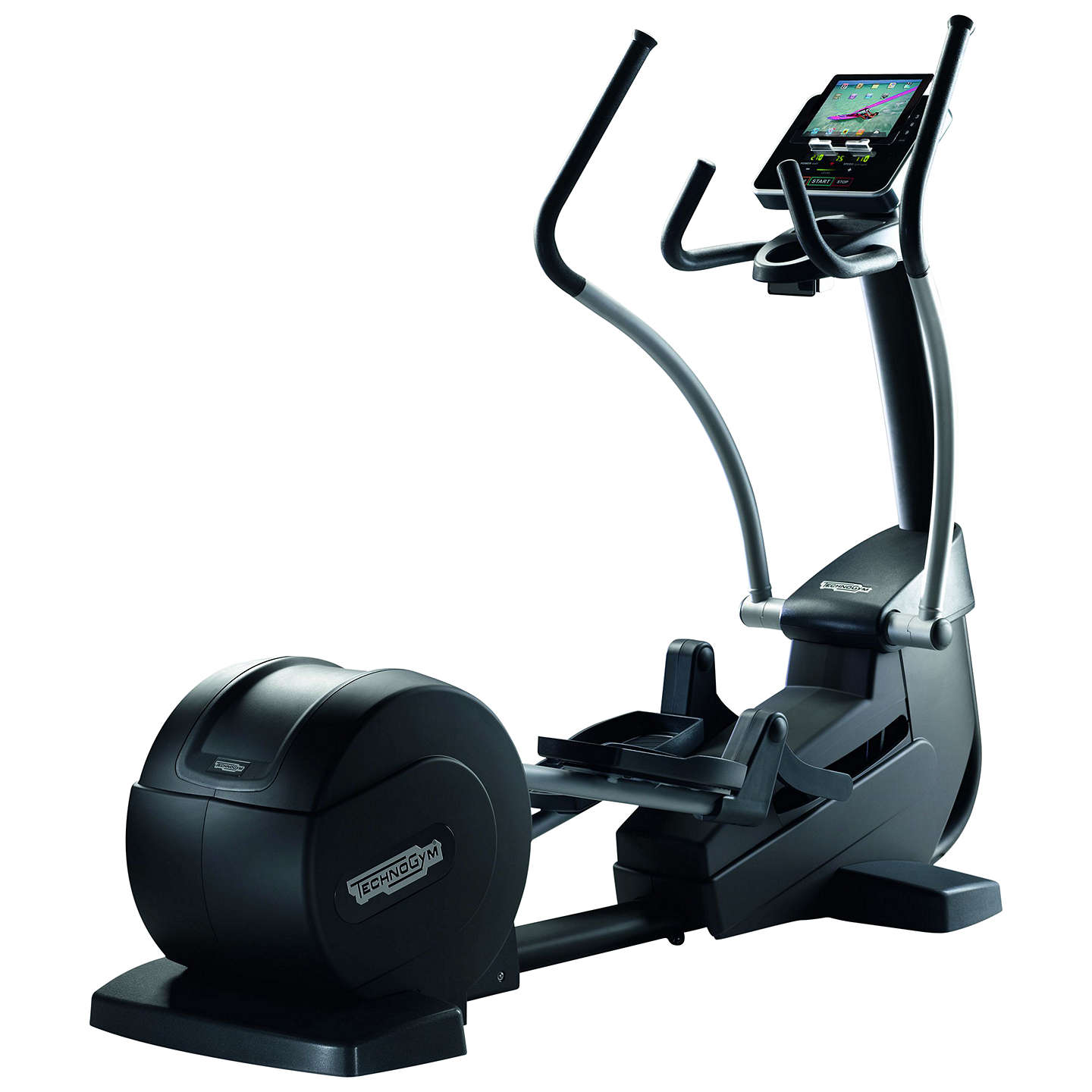 technogym synchro forma cross trainer with training link at john lewis. Black Bedroom Furniture Sets. Home Design Ideas