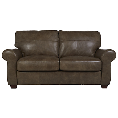 John Lewis Hampstead Medium 2 Seater Leather Sofa