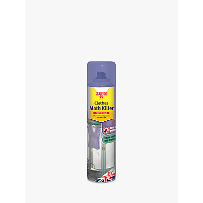 Product photo of Zeroin clothes moth killer spray