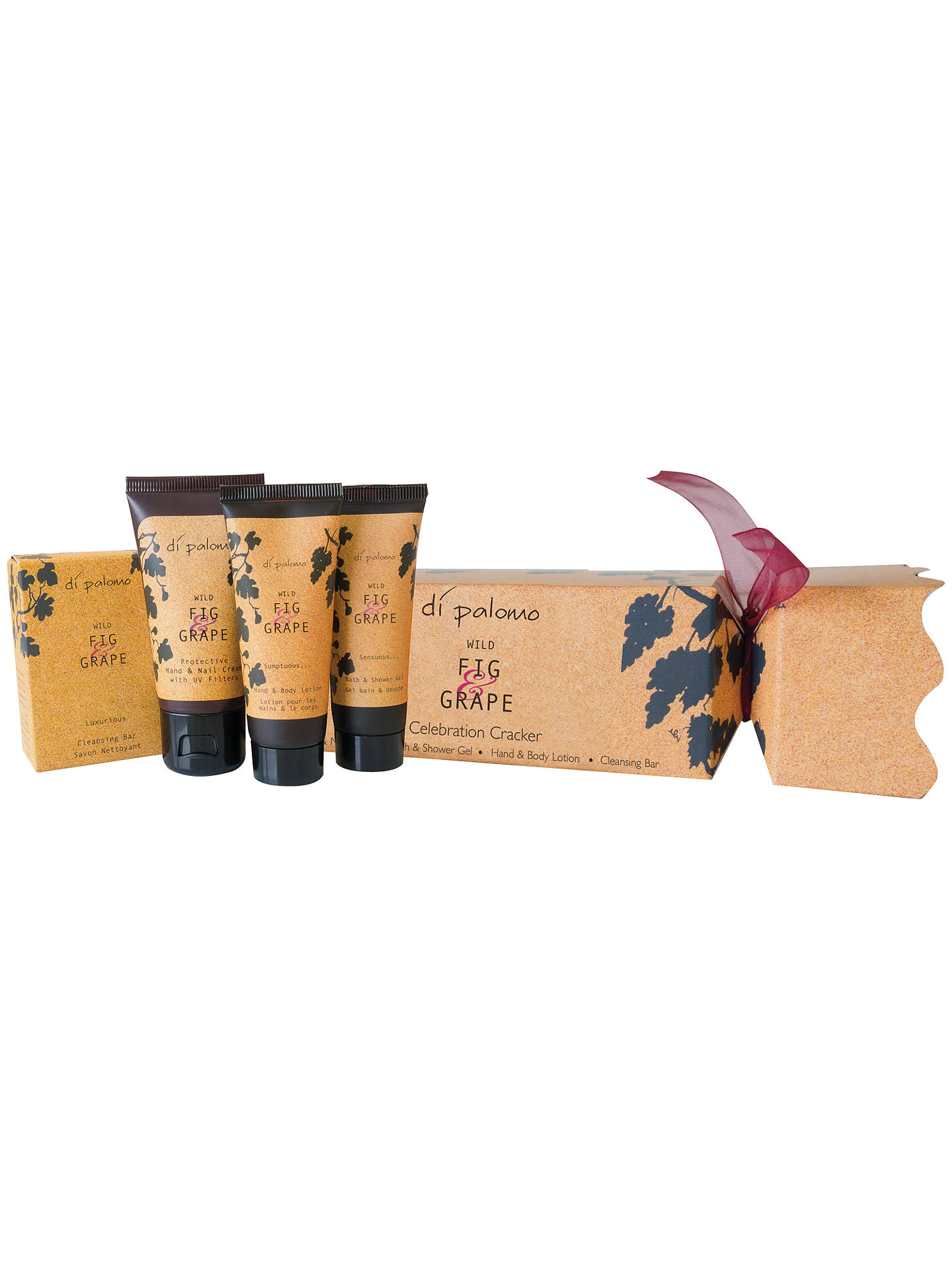 BuyDi Palomo Fig And Grape Cracker Bodycare Set Online at johnlewis.com