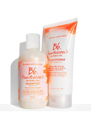Buy Bumble and bumble Hairdressers Invisible Oil Conditioner, 200ml Online at johnlewis.com