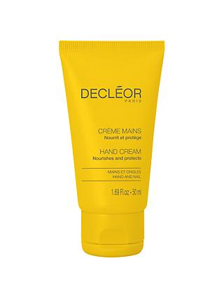 Decléor Intense Nutrition Hand Cream, 50ml
