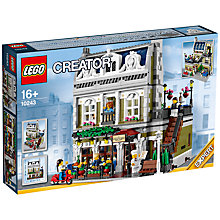 Buy LEGO Creator Parisian Restaurant Online at johnlewis.com