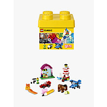 Buy LEGO Classic 10692 Creative Bricks Online at johnlewis.com