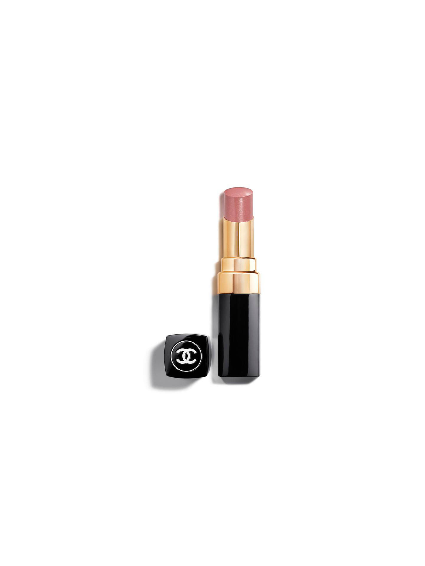 BuyCHANEL ROUGE COCO SHINE Hydrating Colour Lipshine, 54 Boy Online at johnlewis.com
