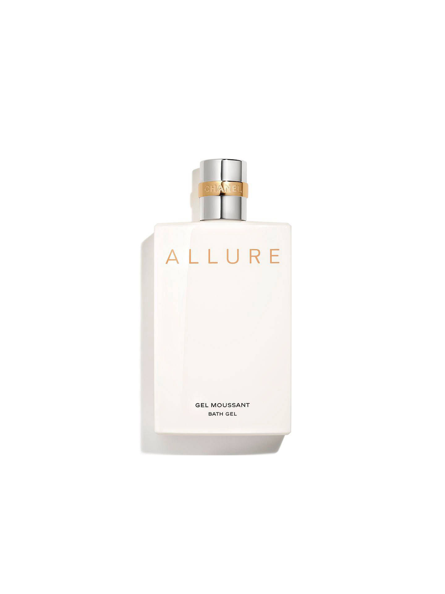 57a3be557ac Buy CHANEL ALLURE Bath Gel Online at johnlewis.com