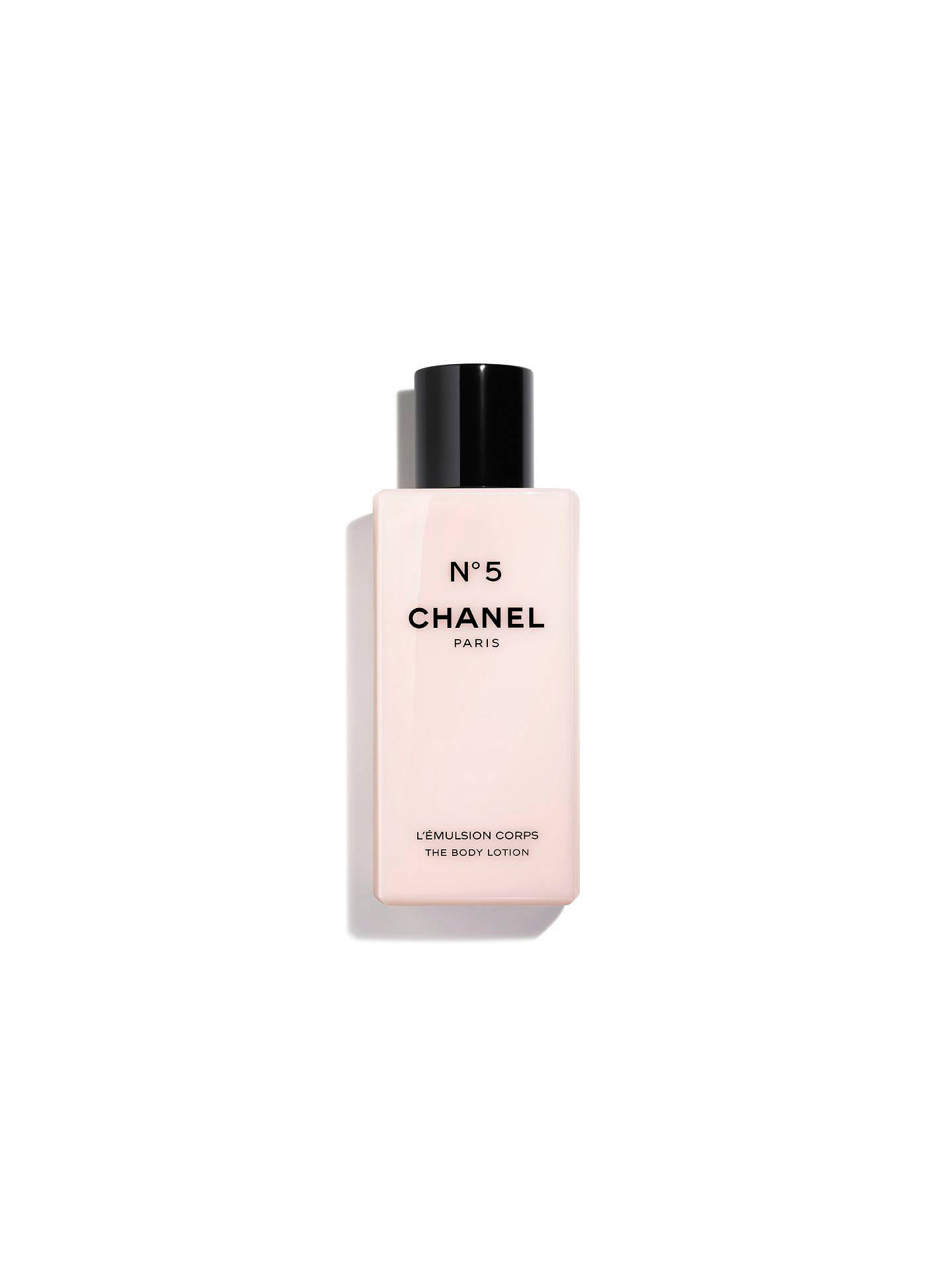 b4176feeef7 Buy CHANEL N°5 The Body Lotion Online at johnlewis.com