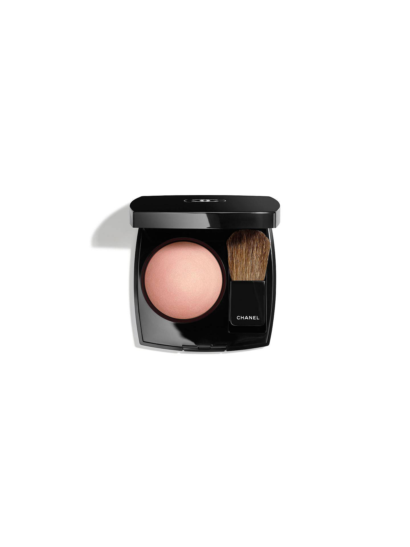 BuyCHANEL JOUES CONTRASTE Powder Blush, 15 Orchid Rose Online at johnlewis.com