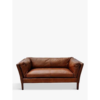 Halo Groucho Small Aniline Leather Sofa