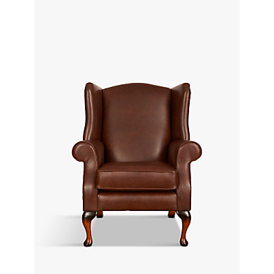 Parker Knoll Oberon Leather Chair