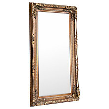 Buy Carved Louis Leaner Mirror, 176 x 89.5cm Online at johnlewis.com