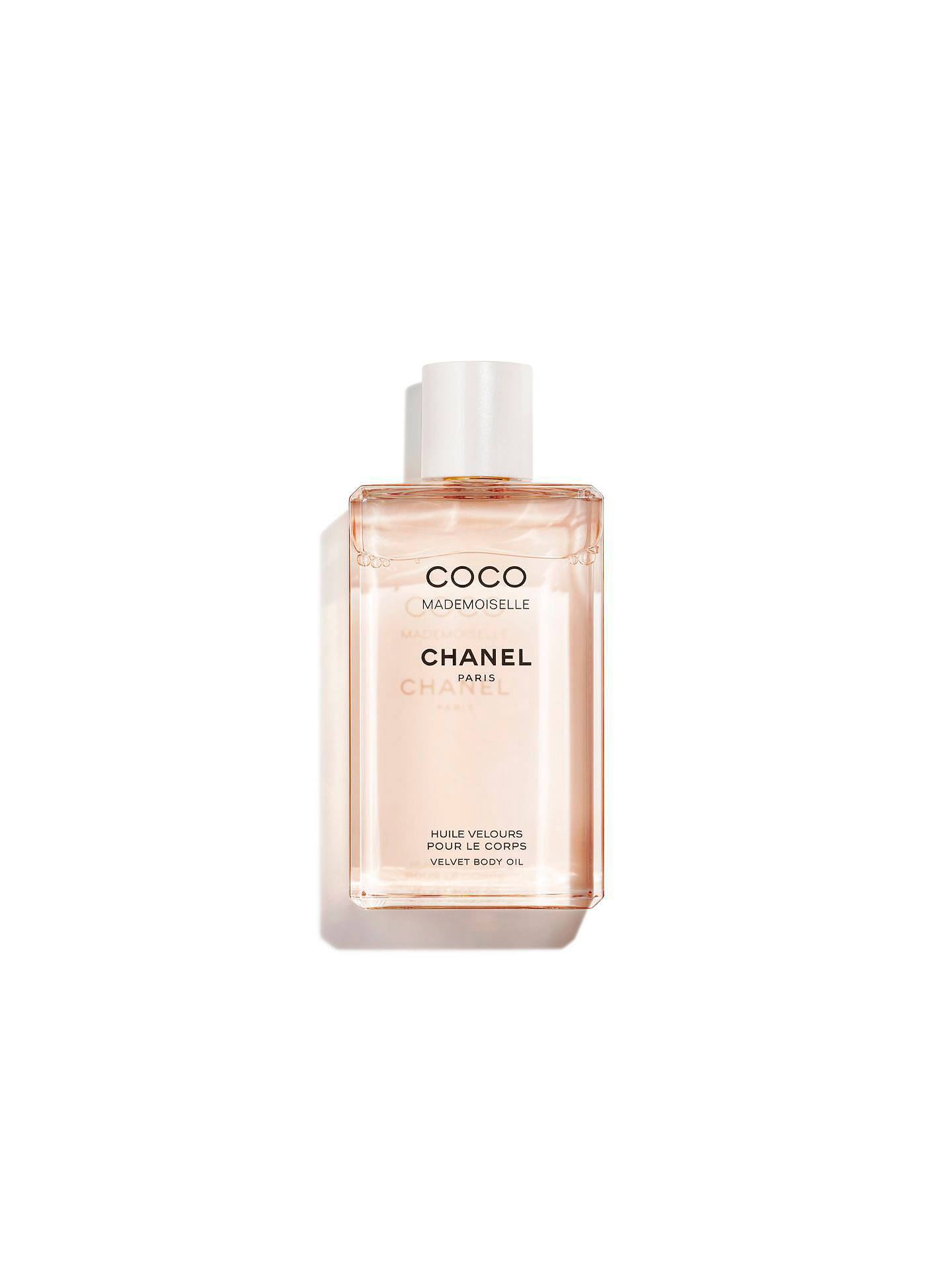CHANEL COCO MADEMOISELLE Velvet Body Oil at John Lewis ...
