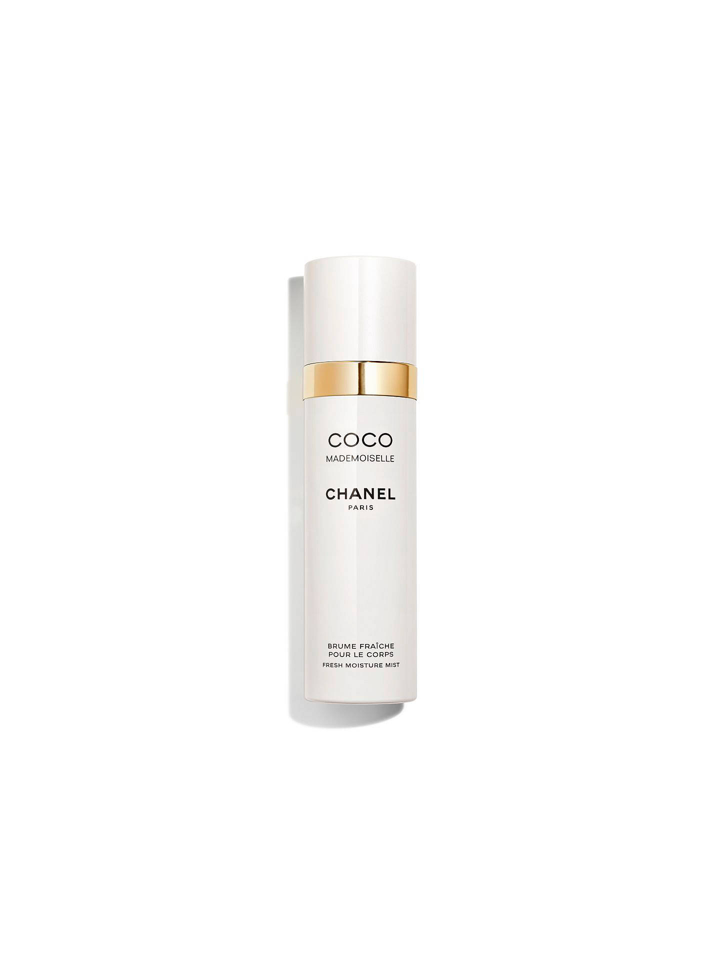 Buy CHANEL COCO MADEMOISELLE Fresh Moisture Mist Online at johnlewis.com