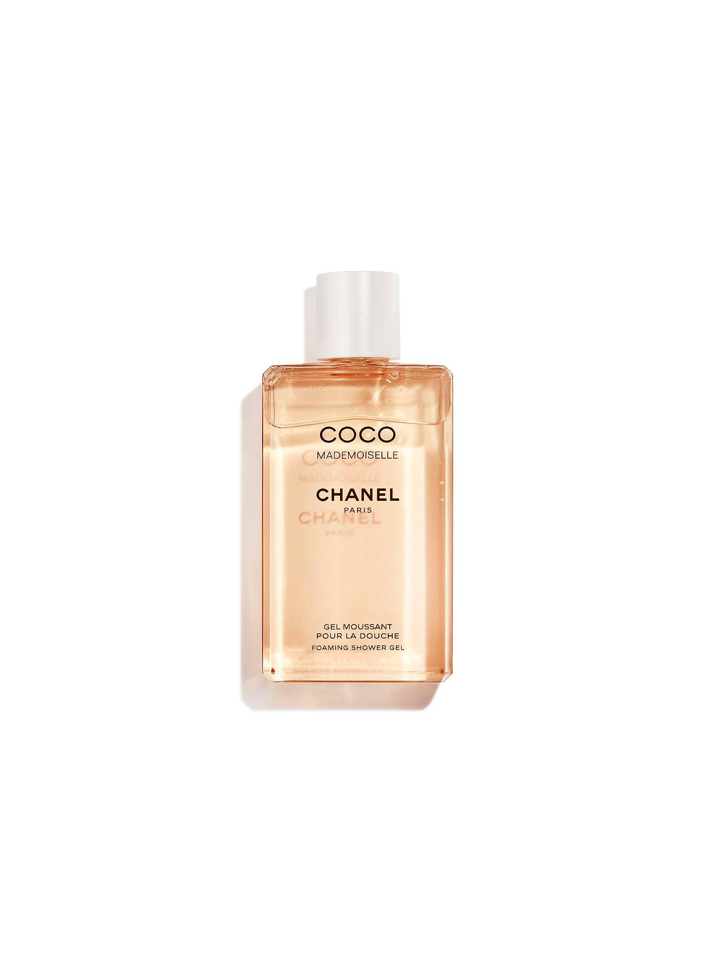 CHANEL COCO MADEMOISELLE Foaming Shower Gel at John Lewis ...