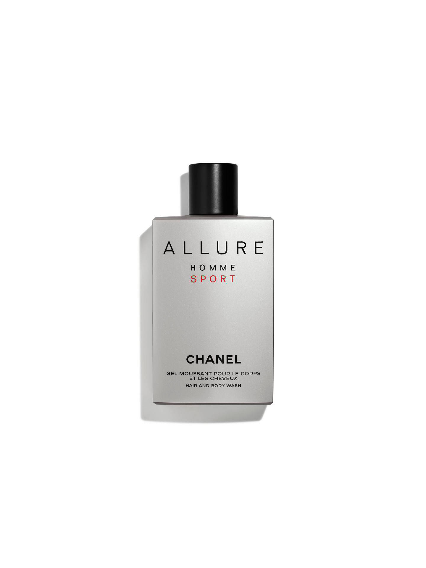8b491cea CHANEL ALLURE HOMME SPORT Hair and Body Wash