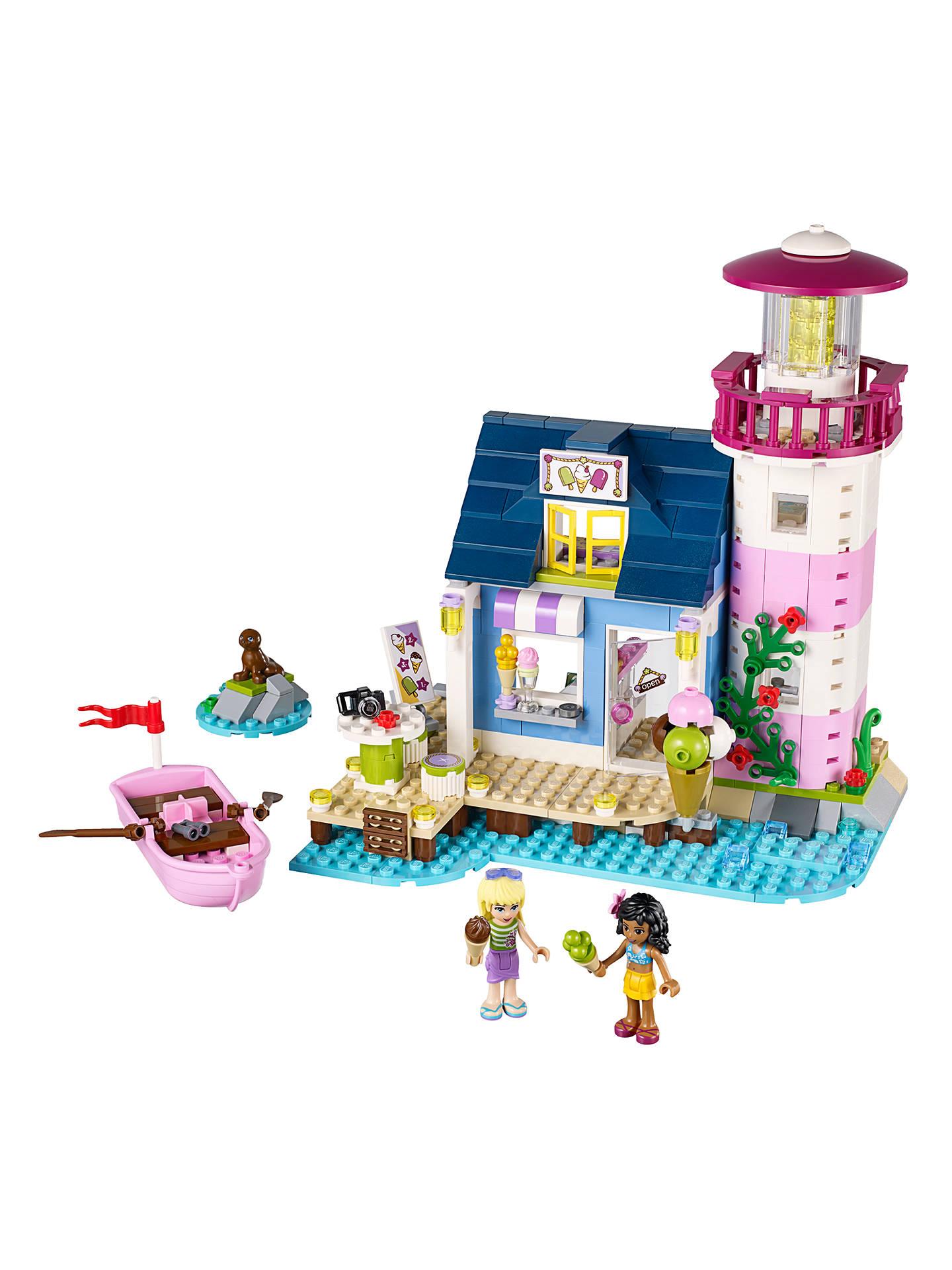 LEGO Friends 41094 Heartlake Lighthouse at John Lewis ...