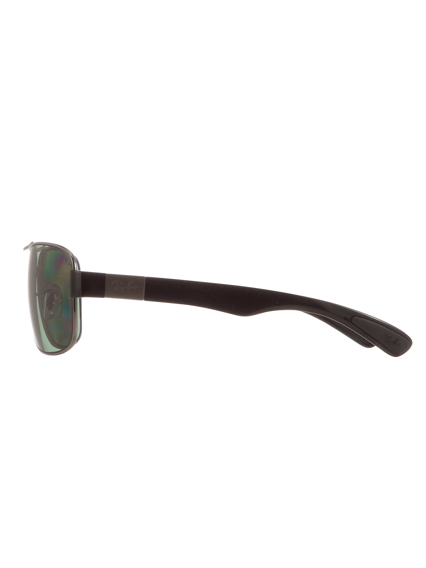 24dc60dde0 BuyRay-Ban RB3522 Square Framed Polarised Sunglasses
