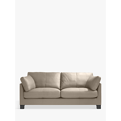 John Lewis Ikon Large 3 Seater Sofa, Nature Putty