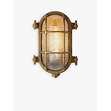 Buy Nordlux Bulkhead Outdoor Wall Light Online at johnlewis.com