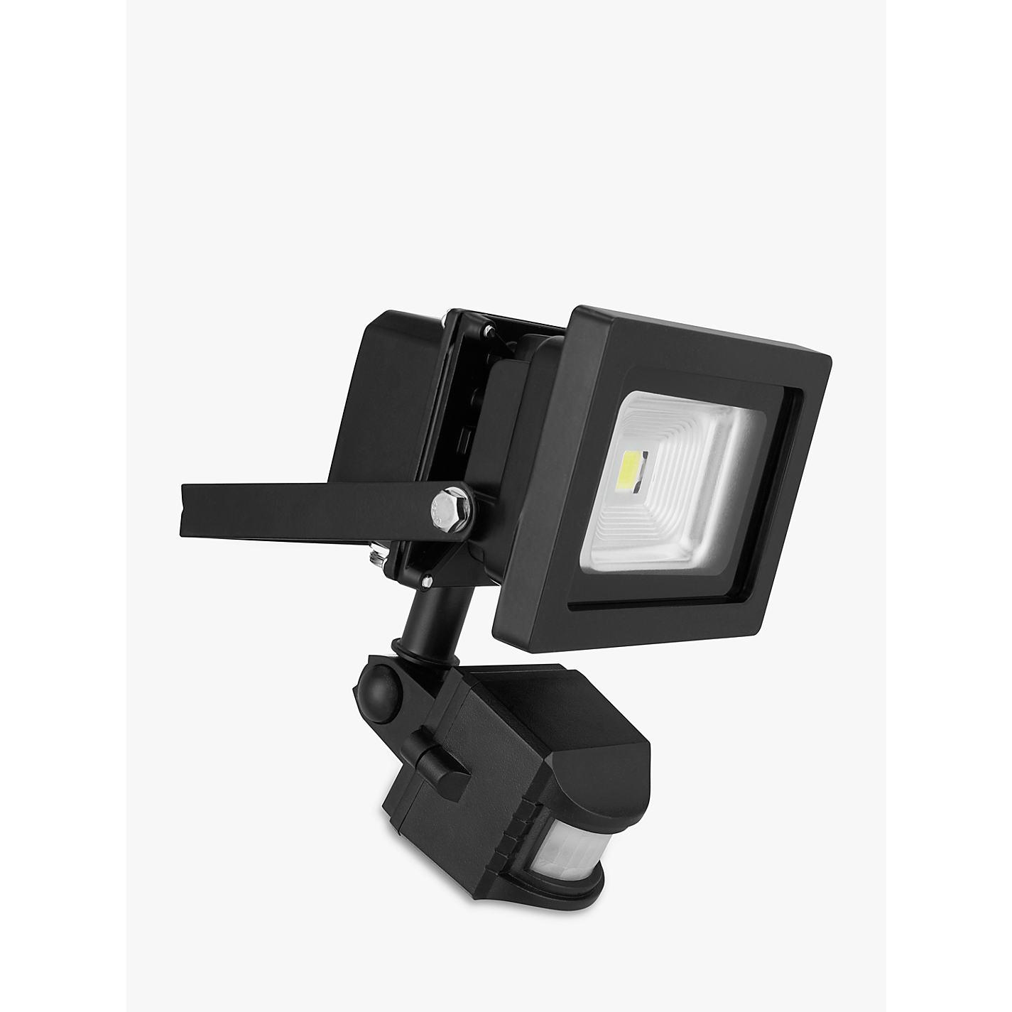 ... Buy John Lewis Seleno PIR Sensor Security LED Outdoor Light Online At  Johnlewis.com ...