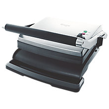 Buy Sage By Heston Blumenthal Adjusta Grill and Press™ Online at johnlewis.com