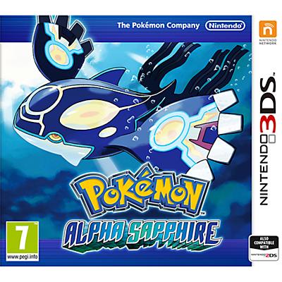 Pokémon Alpha Sapphire, Nintendo 3DS