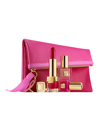 Buy Estée Lauder Evelyn Lauder & Elizabeth Hurley Dream Pink Collection Online at johnlewis.com