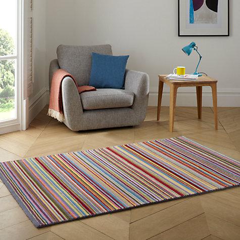 Buy John Lewis Rosie Bright Stripe Rug 300 X 200 John Lewis