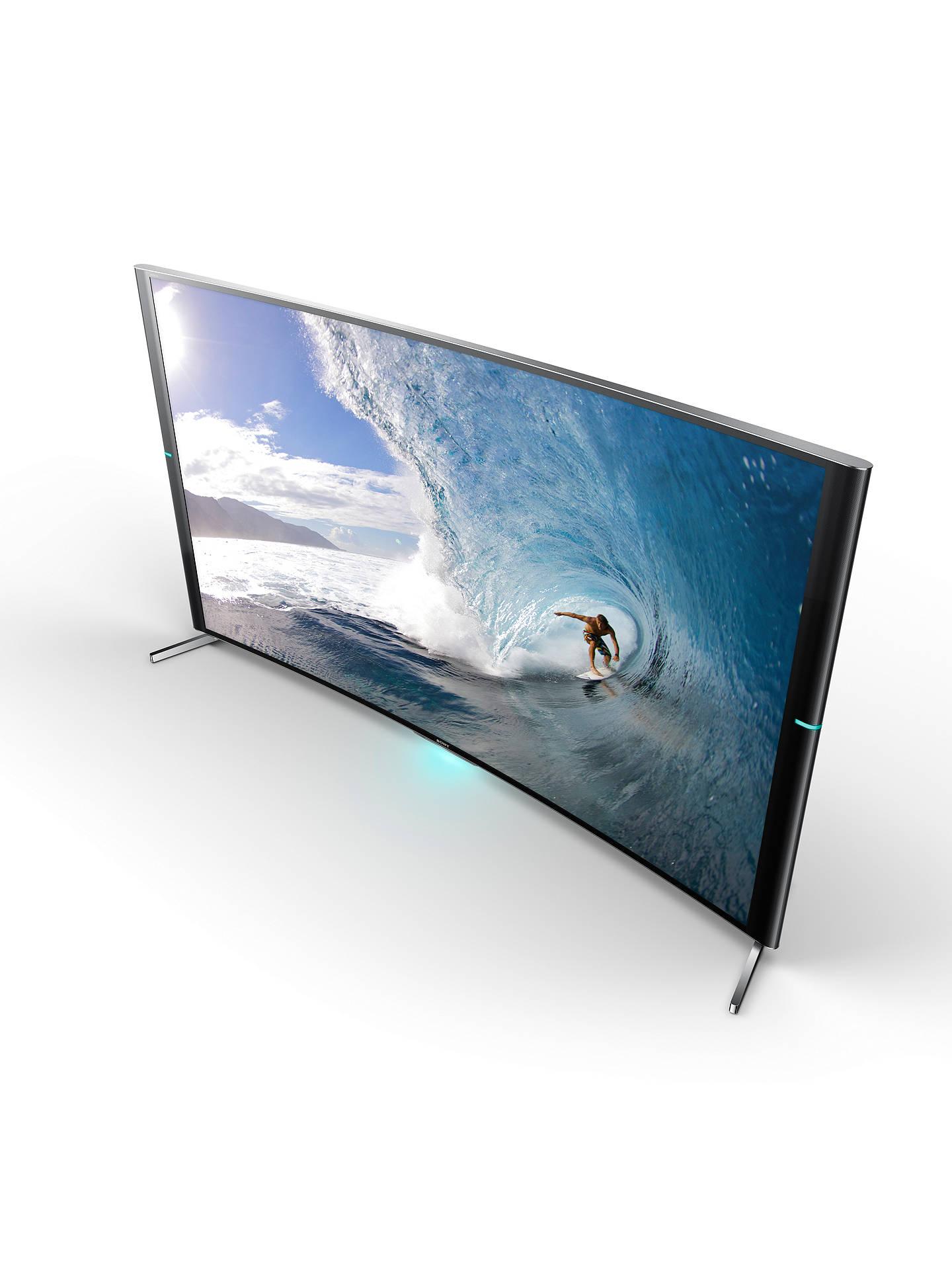 Sony Bravia KD-65S9005 Curved 4K Ultra HD Smart TV, 65