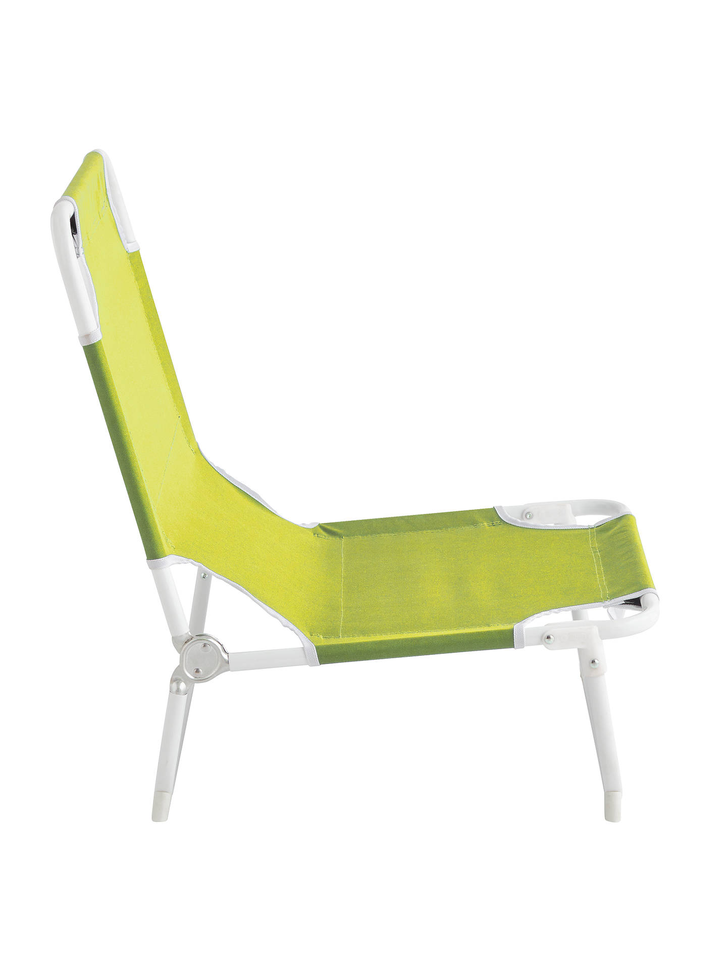 Buy House by John Lewis Beach Chair, Zest Online at johnlewis.com