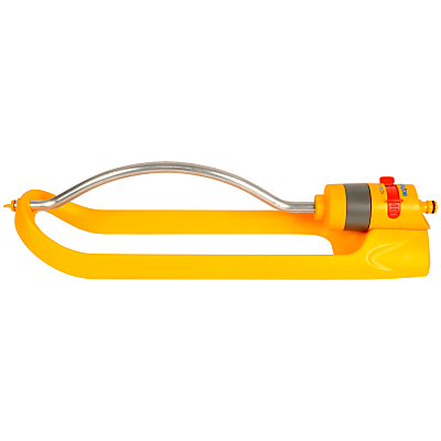 Product photo of Hozelock rectangular sprinkler plus 260m
