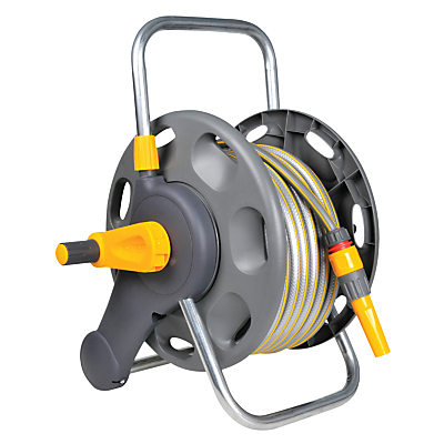 Hozelock 45 Reel with Multi-Purpose Hose, 25m