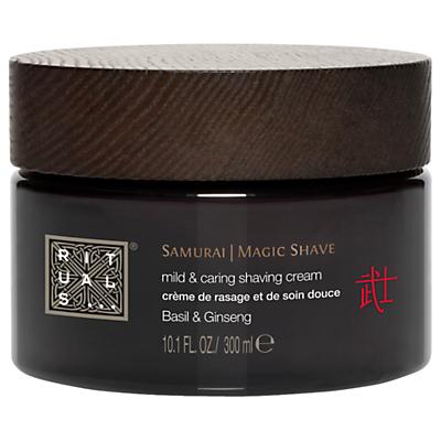 Rituals Samurai 2 In 1 Shaving Cream, 300ml
