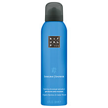 Buy Rituals Samurai Foaming Shower Gel, 200ml Online at johnlewis.com