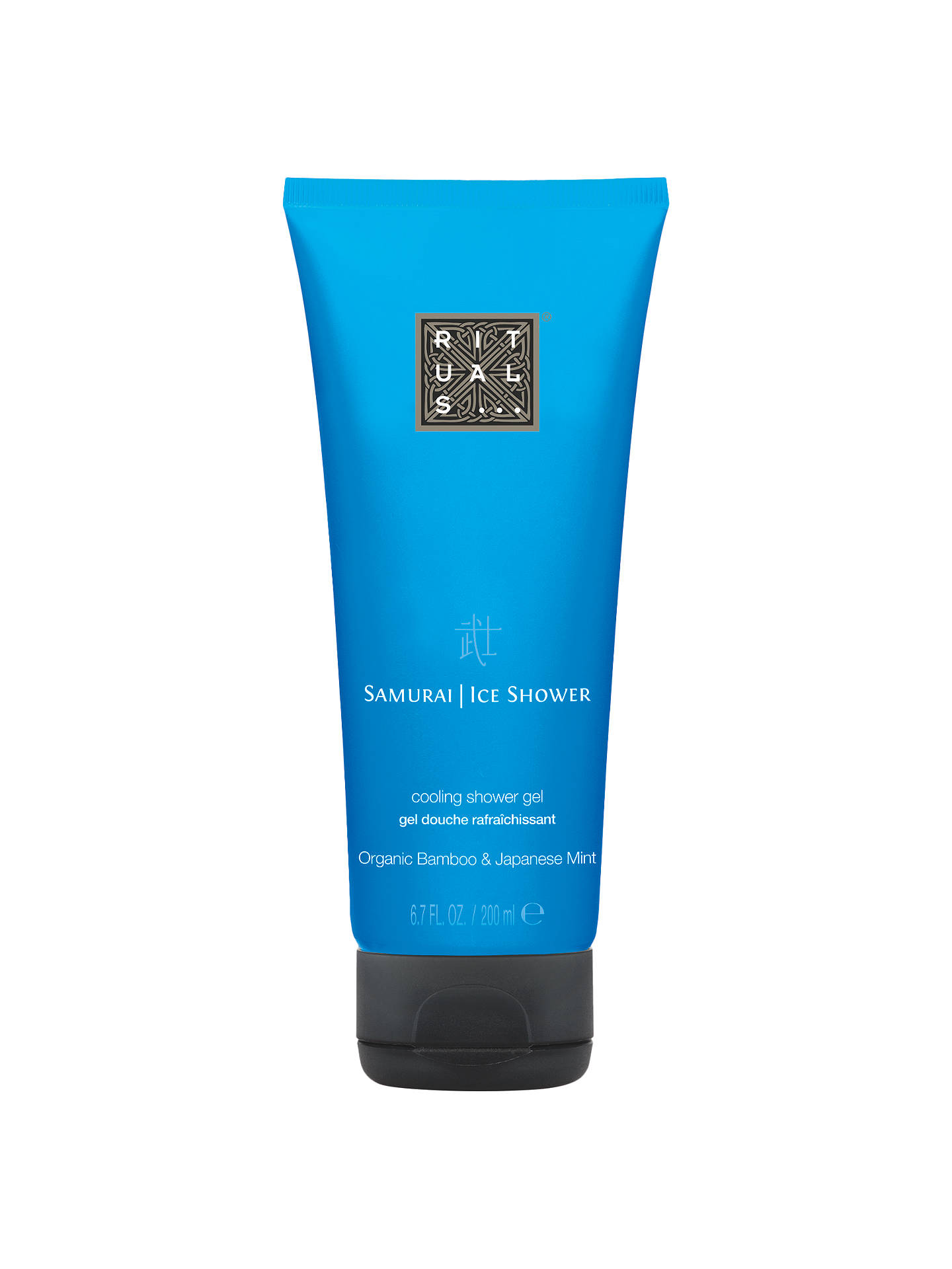 BuyRituals Samurai Cooling Shower Gel, 200ml Online at johnlewis.com