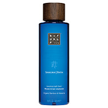 Buy Rituals Samurai Foaming Cream Bath, 500ml Online at johnlewis.com