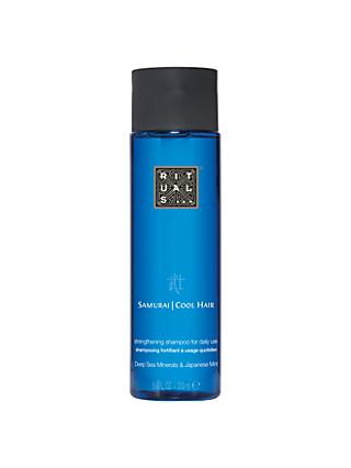 Rituals Samurai Cool Hair Shampoo, 250ml