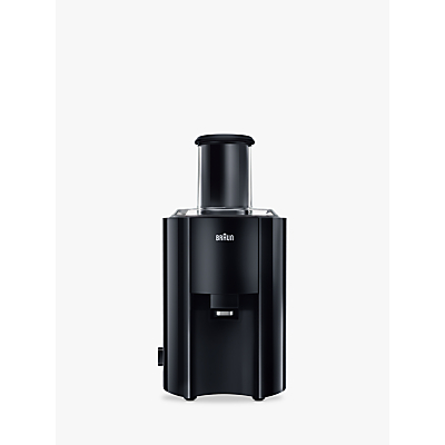 Braun J300 Juicer, Black
