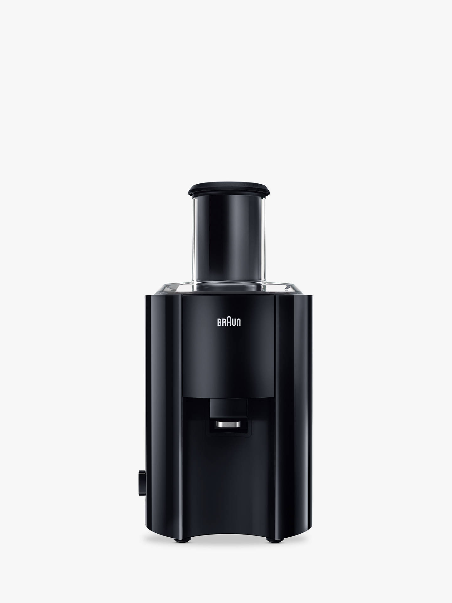 Buy Braun J300 Juicer, Black Online at johnlewis.com